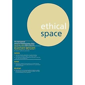 Ethical Space Vol.14 Issue 1 by Keeble & Richard Lance