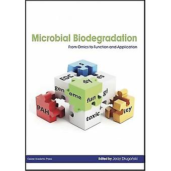 Microbial Biodegradation From Omics to Function and Application by Dugoski & Jerzy