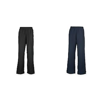 Finden & Hales Mens Sports Warm-up Drill Trousers