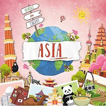 Asien av Shalini Vallepur - 9781839270550 Bok