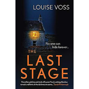 The Last Stage by Louise Voss - 9781912374878 Book