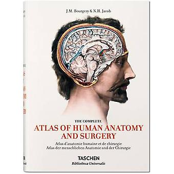 Jean Marc Bourgery. Atlas of Human Anatomy and Surgery by Henri Sick