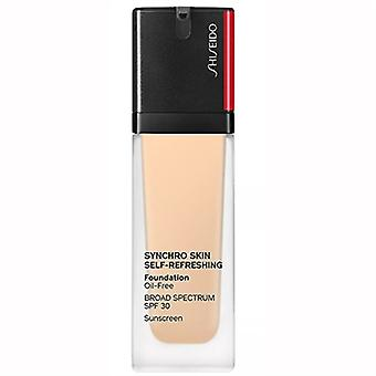 Shiseido Synchro Skin Self-Refreshing Foundation SPF 30 130 Opal 1oz / 30ml