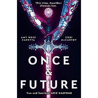 Én gang &og Future by Amy Rose Capetta - 9781786076540 Book