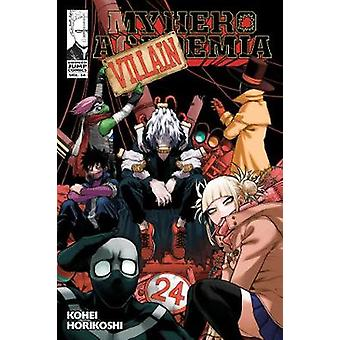 My Hero Academia - Vol. 24 by Kohei Horikoshi - 9781974711208 Book