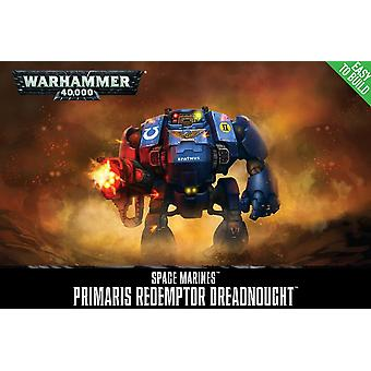 Etb Primaris Redemptor Dreadnought, Warhammer 40,000, 40k, Games Workshop