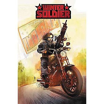 Winter Soldier - Second Chances by Kyle Higgins - 9781302915872 Book