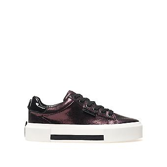 Kendall + Kylie Women's Tyler Leather Sneakers In