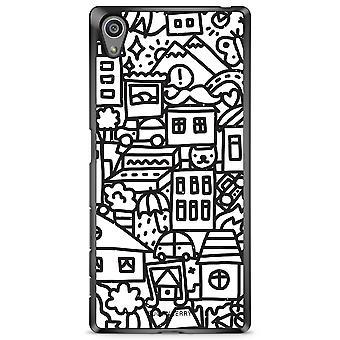 Bjornberry Shell Sony Xperia Z5 Premium - City Life
