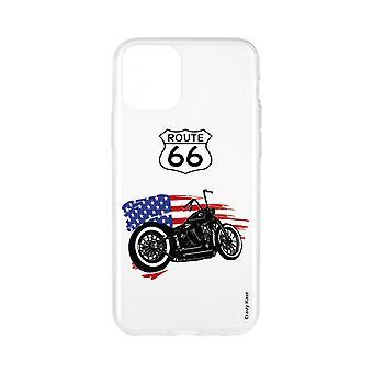 Romp voor iPhone 11 Soft Harley Moto
