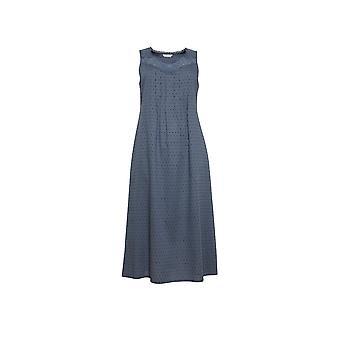 サイバージャミーズノラローズエメリア1428女性&アポス;sグレー織りクリップジャカードナイトドレス