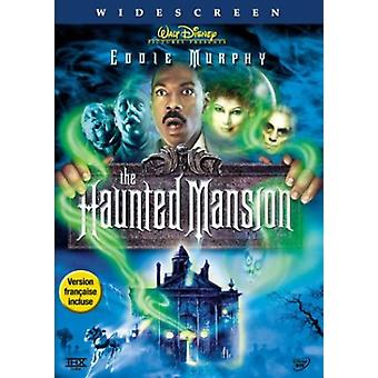 The Haunted Mansion [Ws] [DVD] USA import