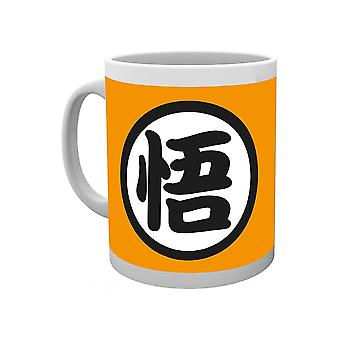 Dragon Ball, Mug - Gokus Kanji
