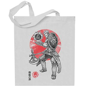 Seven Deadly Sins Lion Pride Totebag