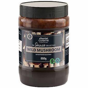 Essential Cuisine Wild Mushroom Sauce Base