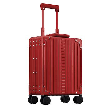 "ALEON Vertical Underseat Carry-On 16"" Bagages à main Trolley 4 rouleaux, 32 cm, 15,8 L, rouge"