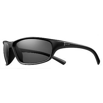 Sunglasses Men's Cat.4 Black/Smoke (JSL1509)