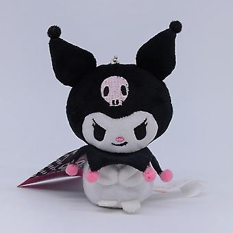 Pingwin Melody Anime nadziewane pluszowe lalki łańcuch wisiorek puszys...cartoon miękka zabawki