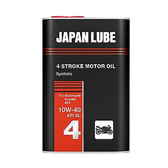 1L Japan Lube 4 Takt Engine Oil SAE 10W-40 API SL