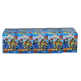 X-Men the Animated Series Dark Phoenix Saga Colossal Booster Brick (10 Unités)