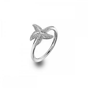 Hot Diamonds Sterling Silver Eternal kärlek ring DR213