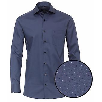 CASA MODA Casa Moda Formal Cut Away Kraag Katoen shirt