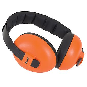 Baby Banz Mini Ear Defenders - Orange