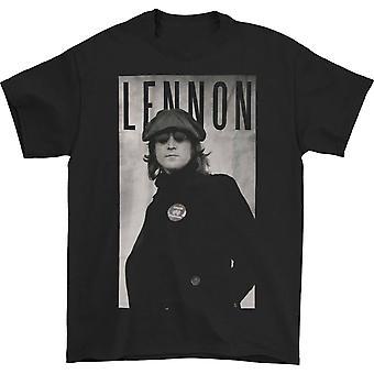 John Lennon John Lennon Cabbie Portrait T-shirt