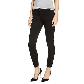 Hudson | Tally Raw Hem Skinny Jeans
