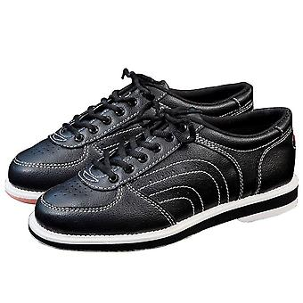 Professional Sneakers Breathable Bowling Shoes, Men Outdoor Training Athletic