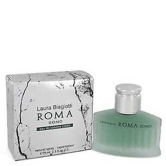 Roma Uomo Cedro By Laura Biagiotti Eau De Toilette Spray 2.5 Oz (men) V728-545118