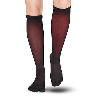 Knitido asymmetric compression TS 2.0, sports compression socks asymmetric compression