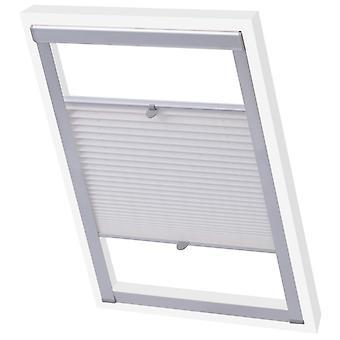 Plissee Folding Store White C02