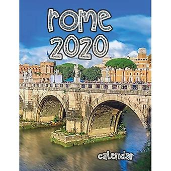 Rome 2020 Calendar