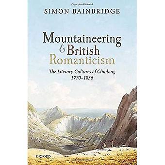 Vuorikiipeily ja brittiläinen romantisuus: Kiipeilyn kirjalliset kulttuurit, 1770-1836