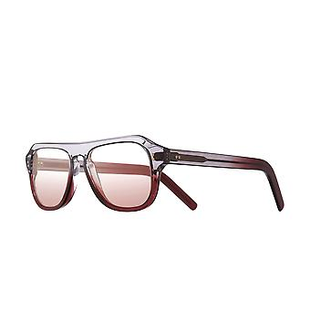 Cutler and Gross 0822V2 RGS-MLGCH Reverse Gradient Sherry/Red Gradient Glasses