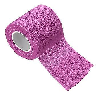 Fita esportiva colorida de curativo elástico adesivo, ferramenta de primeiros socorros de emergência