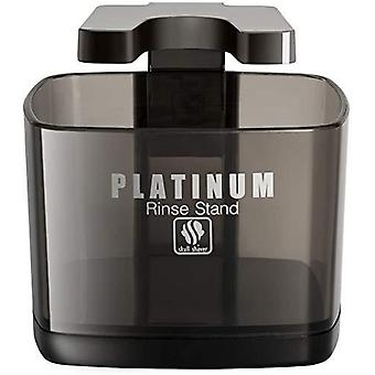 Schedel scheerapparaat platina spoelstandaard voor pitbull, vlinderkus en palm elektrische scheerapparaten (zwart) blac
