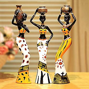African Ladies Home Decoration
