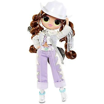 L.o.l. Lol Surprise Omg Remix Lonestar Fashion Doll 25 Surprises With Music