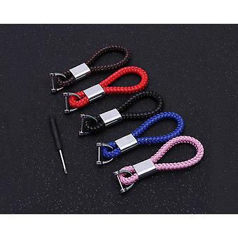 Car Key Ring For Chevrolet Bmw 1 3 5 6 7 Leather Key Ring/chain For Honda Kia