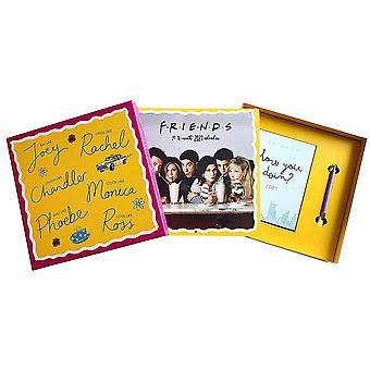 Friends 2021 Calendar Set
