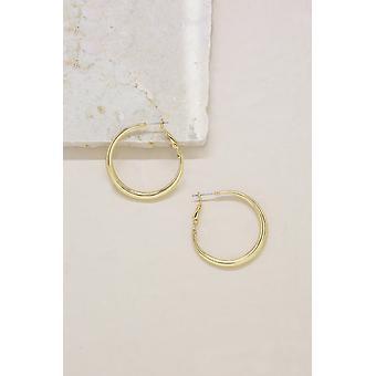 Easy Everyday Hoop Earrings