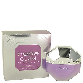 Bebe Glam Platinum by Bebe Eau De Parfum Spray 3.4 oz / 100 ml (Women)