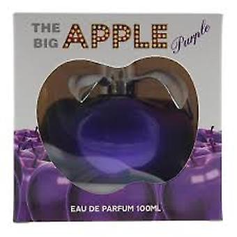 The Big Apple Purple Apple Eau de Parfum 100ml EDP Spray