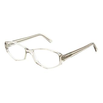 Andy Wolf 4581 C Crystal Brown Glasses