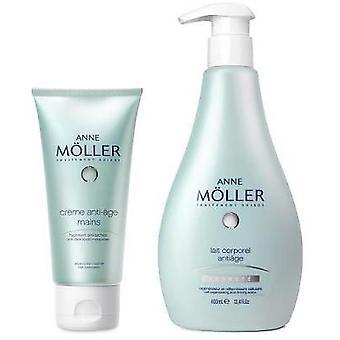 Anne Möller Lait Corporel fermeté + Anti-aging Anti-aging Crème Mains