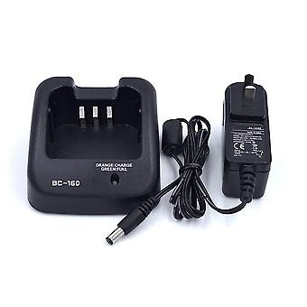 BC-160 Rapiid Charger for ICOME IC-F16/F26/36FI/F43/F33/F3161D Walkie Talkie