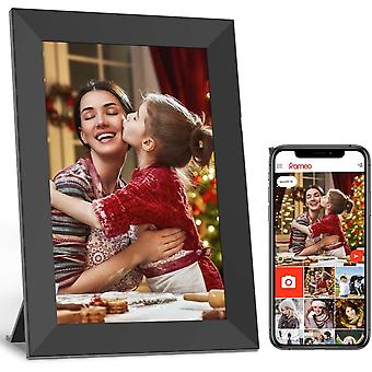 WiFi Digital Photo Frame 7 inch Picture Frame with HD IPS Touch Screen