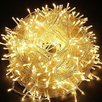 Strings Light, Vedenpitävä, Satu värikäs sisustus valot ulkona